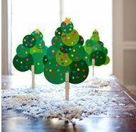 Alberi di Natale - 50 e più progetti creativi - 40