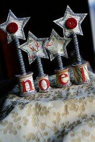 Alberi di Natale - 50 e più progetti creativi - 42