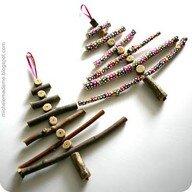 Alberi di Natale - 50 e più progetti creativi - 43
