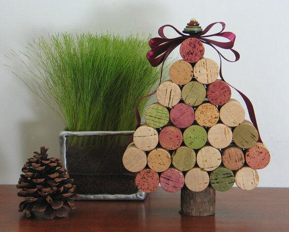 Alberi di Natale - 50 e più progetti creativi - 47