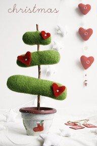 Alberi di Natale - 50 e più progetti creativi - 51