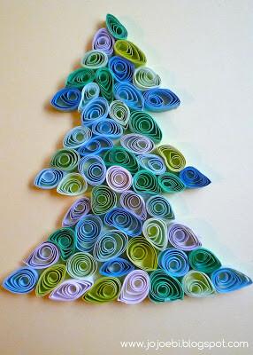 Alberi di Natale - 50 e più progetti creativi - 6