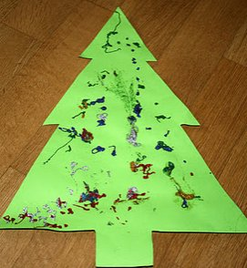 Alberi di Natale - 50 e più progetti creativi - 90