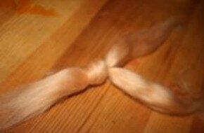Bamboline in lana cardata 4