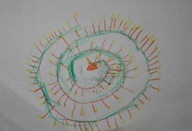 La spirale dell'avvento 4