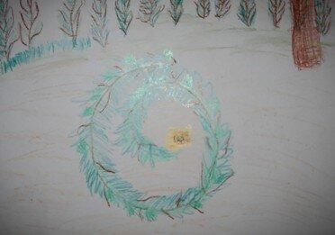 La spirale dell'avvento 5