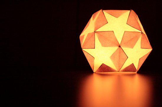 Lanterna di carta 1