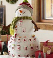 Natale Calendari dell'Avvento fai da te - 70 e più idee - 2