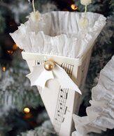 Natale Calendari dell'Avvento fai da te - 70 e più idee - 25
