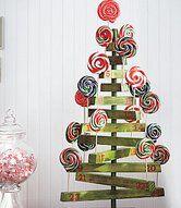 Natale Calendari dell'Avvento fai da te - 70 e più idee - 36
