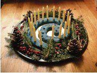 Natale Calendari dell'Avvento fai da te - 70 e più idee - 47