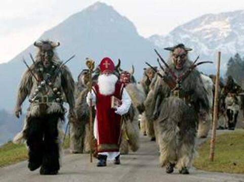 Racconto su San Nicola - 6 dicembre 1
