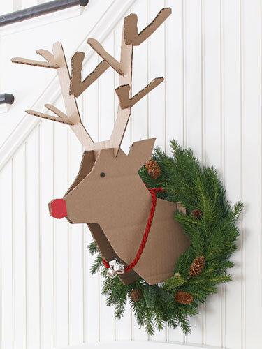 Decorazioni natalizie fai da te 50 idee per decorare la casa e l 39 albero di natale la pappadolce - Decorazioni natalizie albero fai da te ...