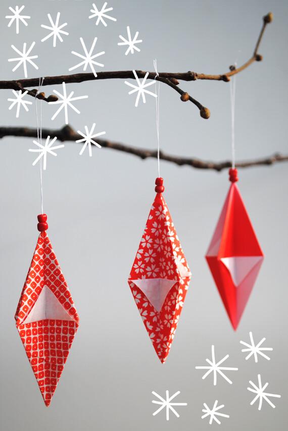 Top Decorazioni natalizie fai da te: 50 idee per decorare la casa e l  XK84