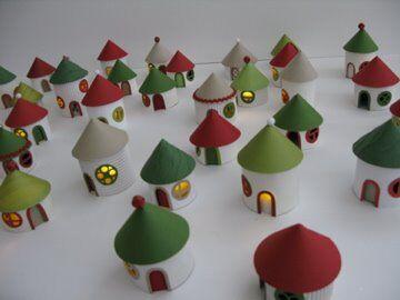 Lavoretti Di Natale Fatti In Casa.Decorazioni Natalizie Fai Da Te 50 Idee Per Decorare La