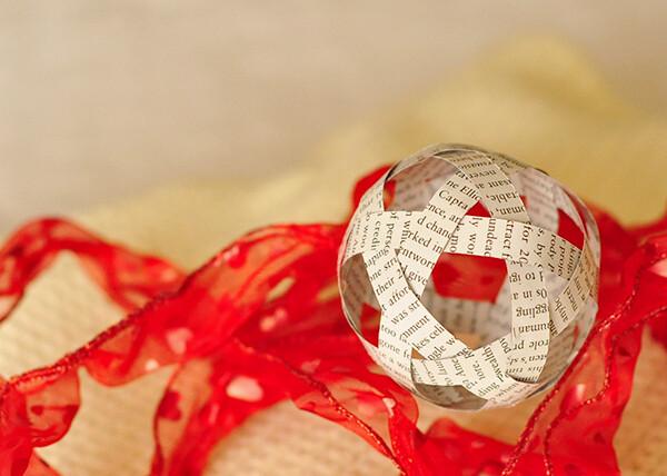 Amato Decorazioni natalizie fai da te: 50 idee per decorare la casa e l  YK14