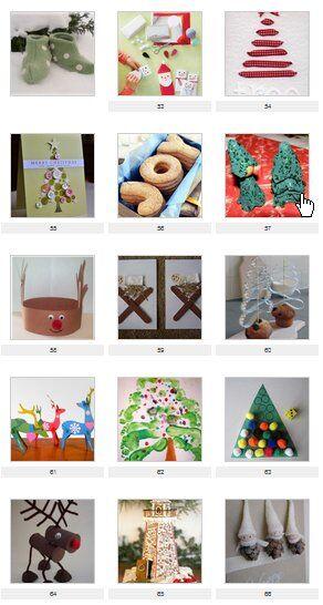 Natale: 60 e più piccoli regali  e lavoretti natalizi da preparare coi bambini