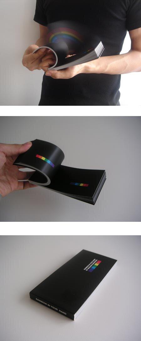 Libri illustrati: Rainbow in your hand