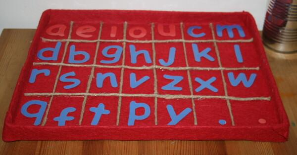Metodo Montessori – Quando il bambino è pronto per l'apprendimento della scrittura?