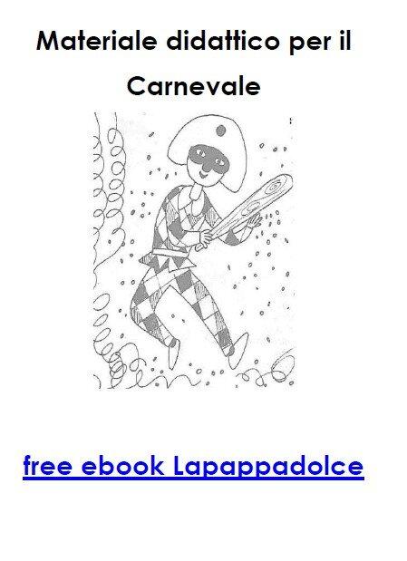 ebook carnevale materiale didattico
