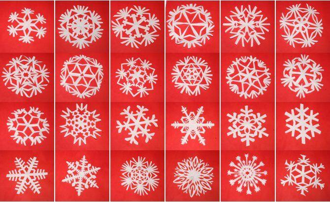 Eccezionale Fiocchi di neve - GD07