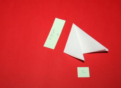 Fiocchi Di Neve Di Carta Modelli : Tutorial fiocchi di neve di carta lapappadolce
