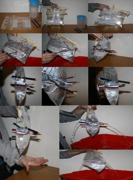 spesso Esperimenti scientifici per bambini – Il sacchetto magico - La  PU24