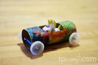 Animali Con Tubi Di Carta Igienica : Ricicliamo i rotoli di carta igienica e più progetti