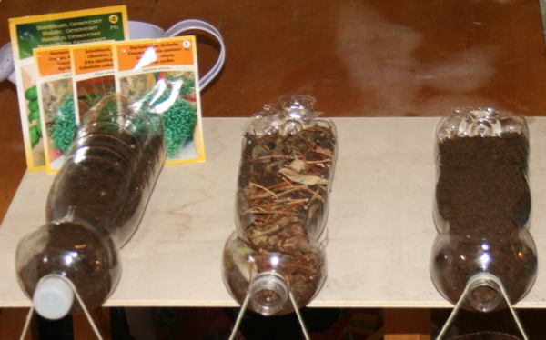Soil Erosion Experiment Using Plastic Bottles Best Pictures And