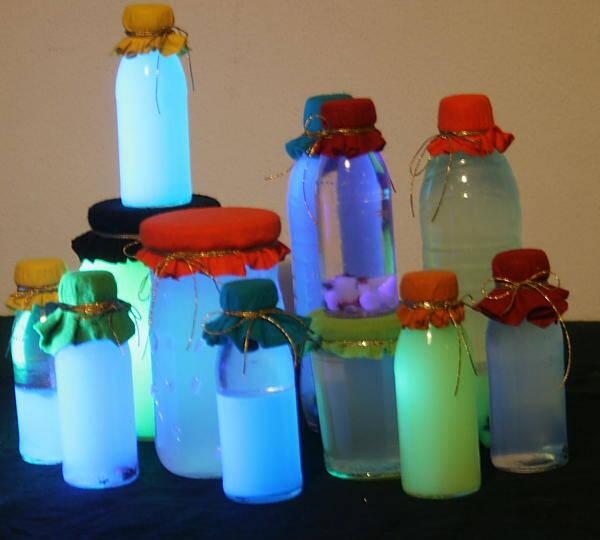 bottigliette magiche