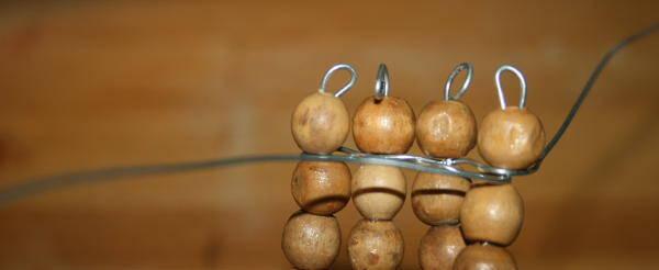 Perle dorate Montessori presentazione e tutorial per costruirle in proprio 11