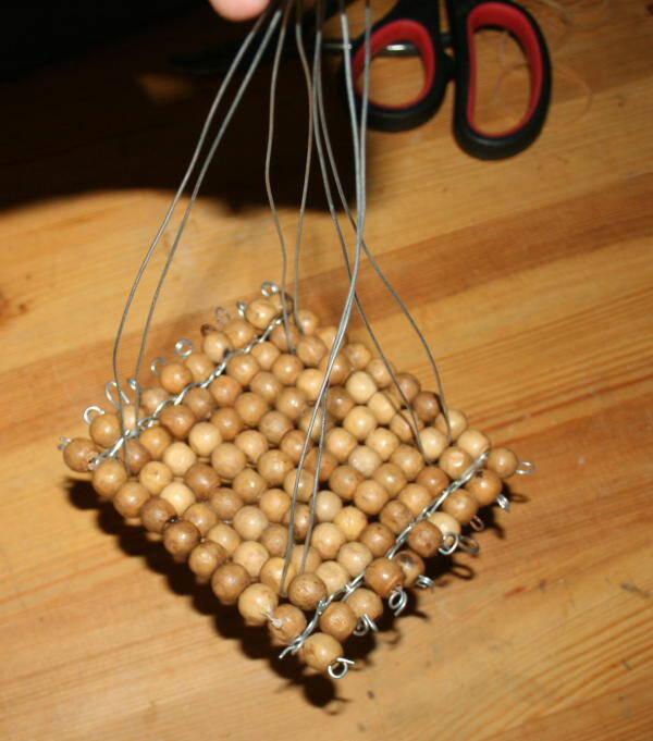 Perle dorate Montessori presentazione e tutorial per costruirle in proprio 31