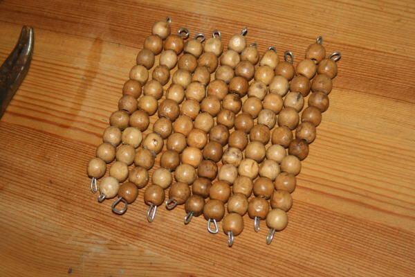 Perle dorate Montessori presentazione e tutorial per costruirle in proprio 5