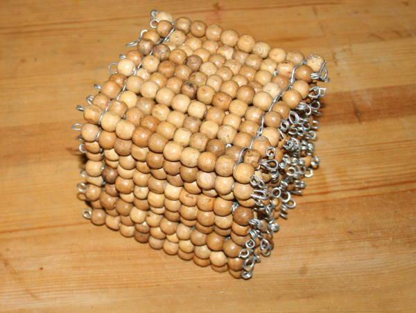 Perle dorate Montessori: presentazione e tutorial per costruirle in proprio