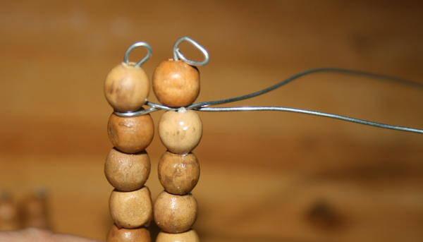 Perle dorate Montessori presentazione e tutorial per costruirle in proprio 8