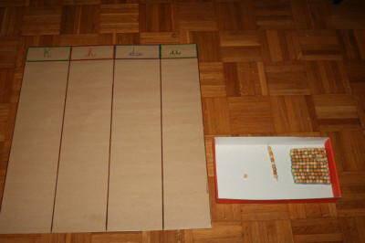 Perle dorate Montessori presentazione e tutorial per costruirle in proprio IMG_23401