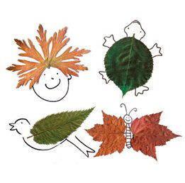 lavoretti per l'autunno 110 e più progetti creativi da realizzare coi bambini 22