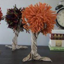 lavoretti per l'autunno 110 e più progetti creativi da realizzare coi bambini 52