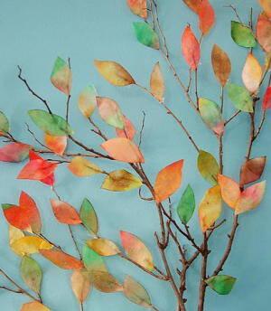 lavoretti per l'autunno 110 e più progetti creativi da realizzare coi bambini 73