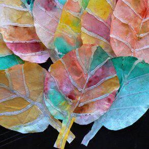 lavoretti per l'autunno 110 e più progetti creativi da realizzare coi bambini 83
