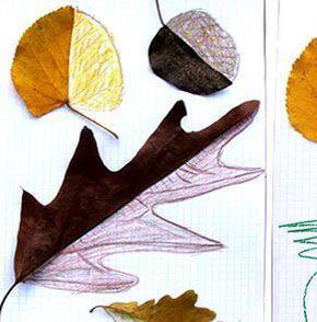 lavoretti per l'autunno 110 e più progetti creativi da realizzare coi bambini 86