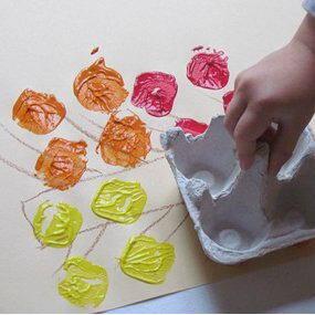 lavoretti per l'autunno 110 e più progetti creativi da realizzare coi bambini 95