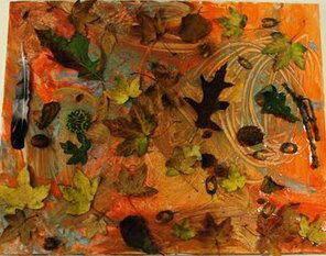 lavoretti per l'autunno 110 e più progetti creativi da realizzare coi bambini foglie2