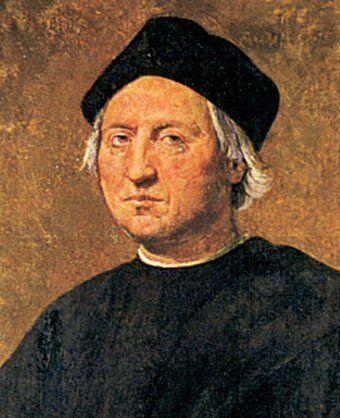 Recita su Cristoforo Colombo