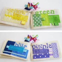 Quiet book - 150 and more ideas, tutorials and patterns