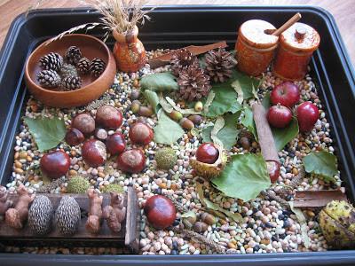 Lavoretti per l 39 autunno una nuova raccolta di 100 e pi idee - Costruire una cucina con materiali di recupero ...