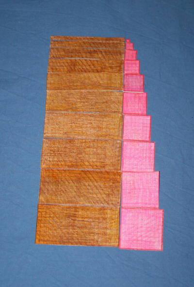 Scala marrone e torre rosa estensioni torre-e-scala1