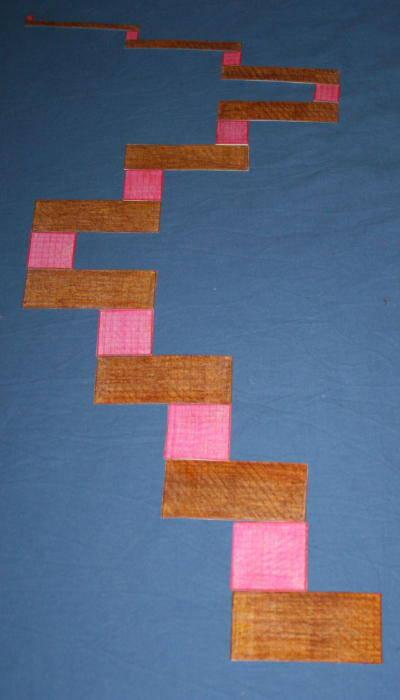 Scala marrone e torre rosa estensioni torre-e-scala13