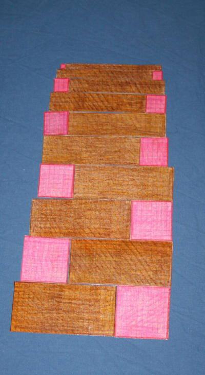 Scala marrone e torre rosa estensioni torre-e-scala3