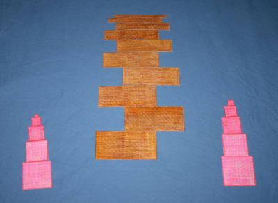 Scala marrone e torre rosa estensioni torre-e-scala4